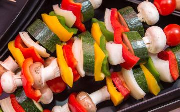 Vegetarische-Grillspezialitäten